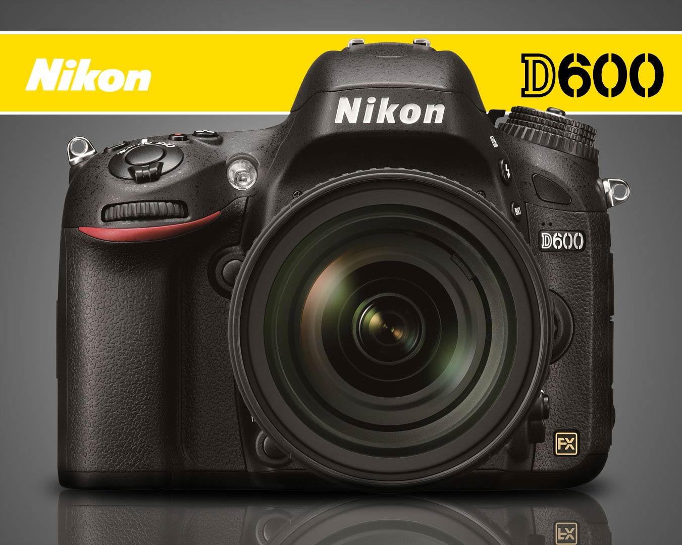 Nikon D600 Nikon Announces Entry Level Full Frame Slr