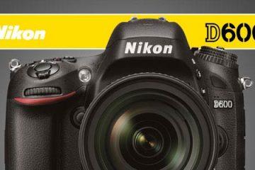 Nikon D600 Announced