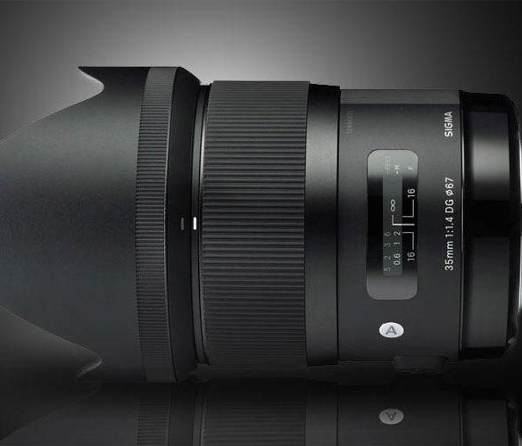 Sigma 35mm f/1.4 Lens A-Class