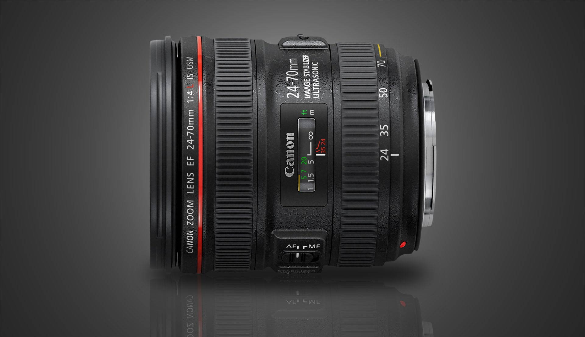 canon announces two new lenses ef 24 70 f 4l is usm and. Black Bedroom Furniture Sets. Home Design Ideas