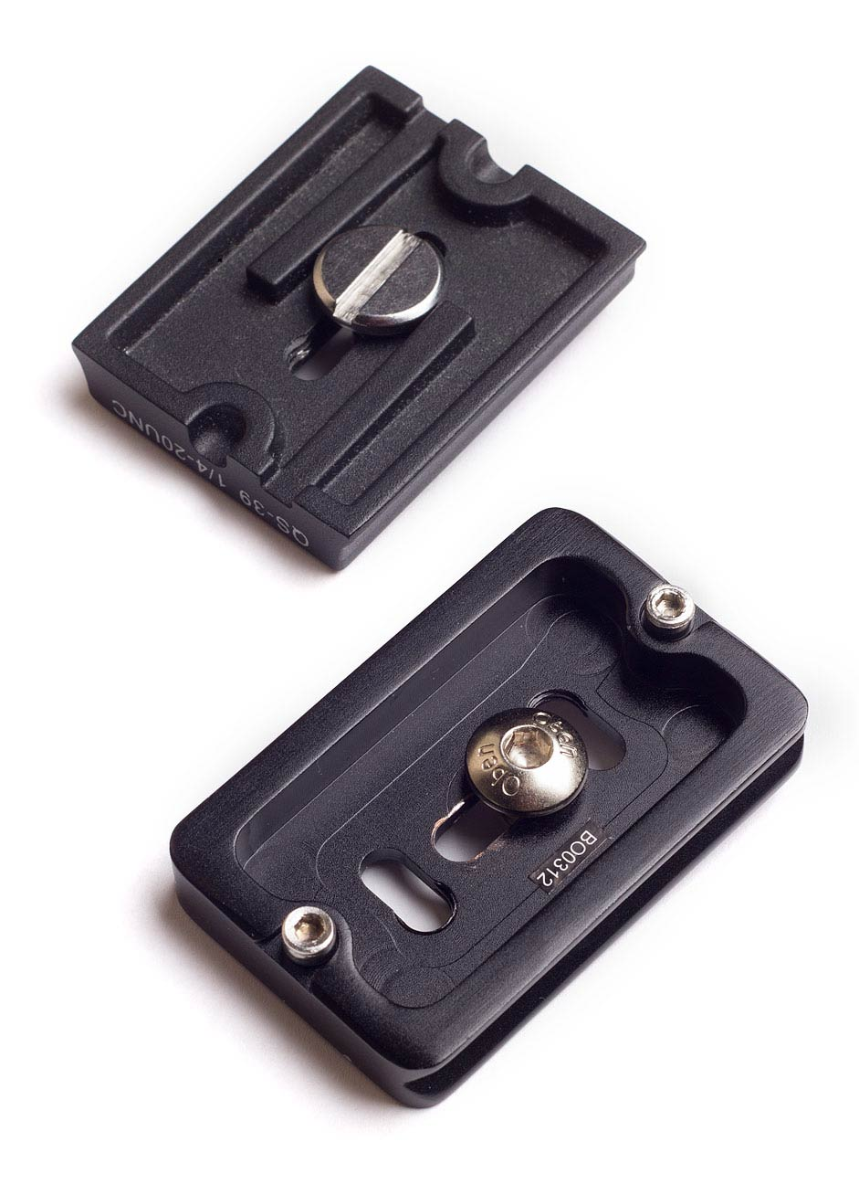 Quick Release Plate for Oben BB-1T