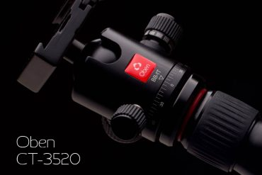 Oben CT-3520 Tripod ball head