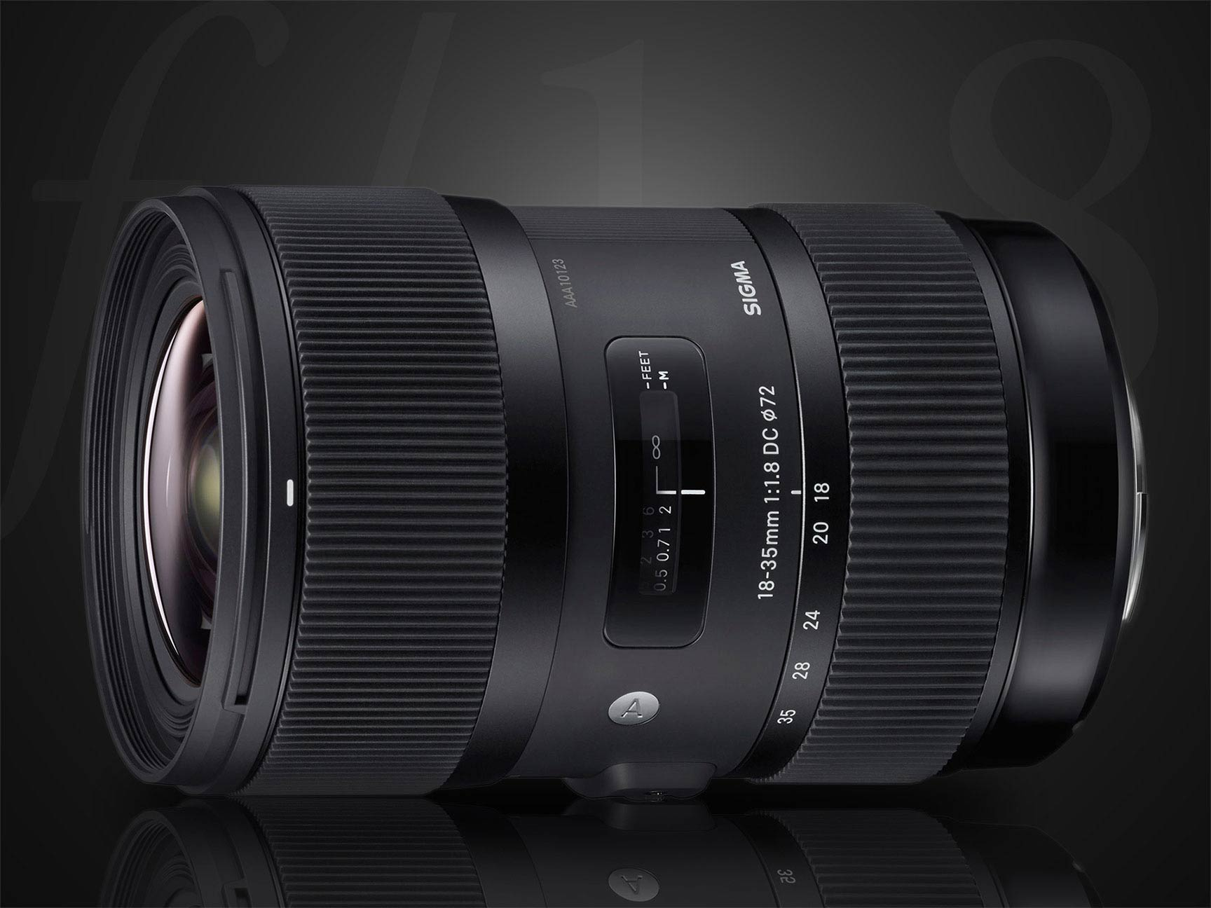 Sigma Announces 18-35mm f/1.8 DC HSM Lens : First f/1.8 Zoom Lens ...