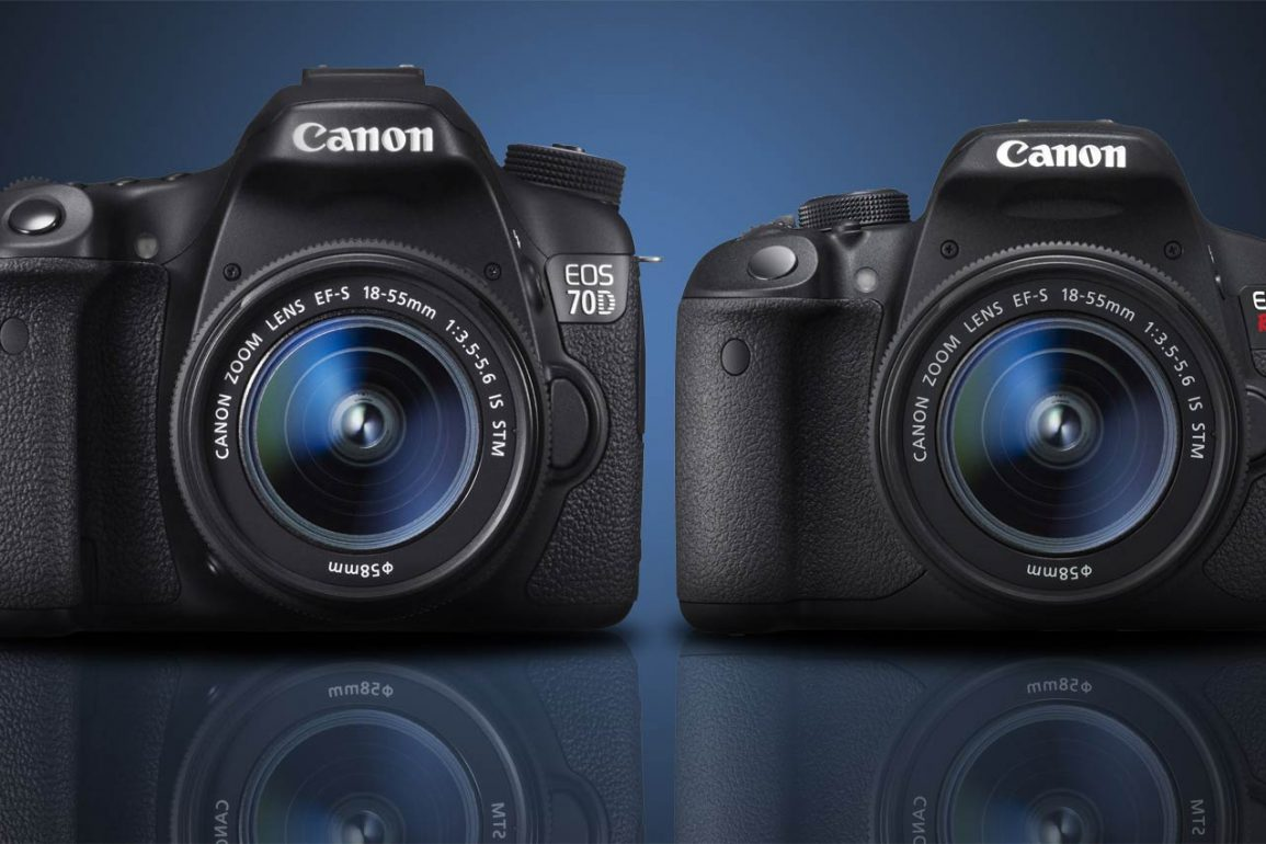 Canon 70D vs T5i : Which Should You Buy? – Light And Matter