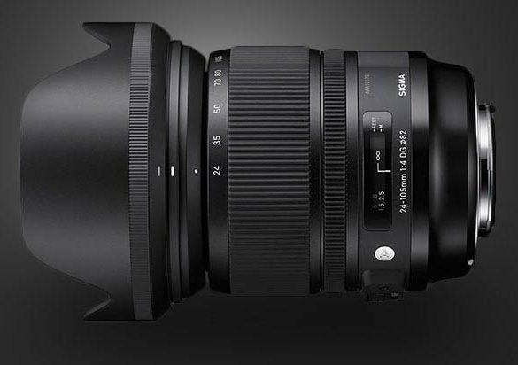 Sigma 24-105mm f/4 OS HSM