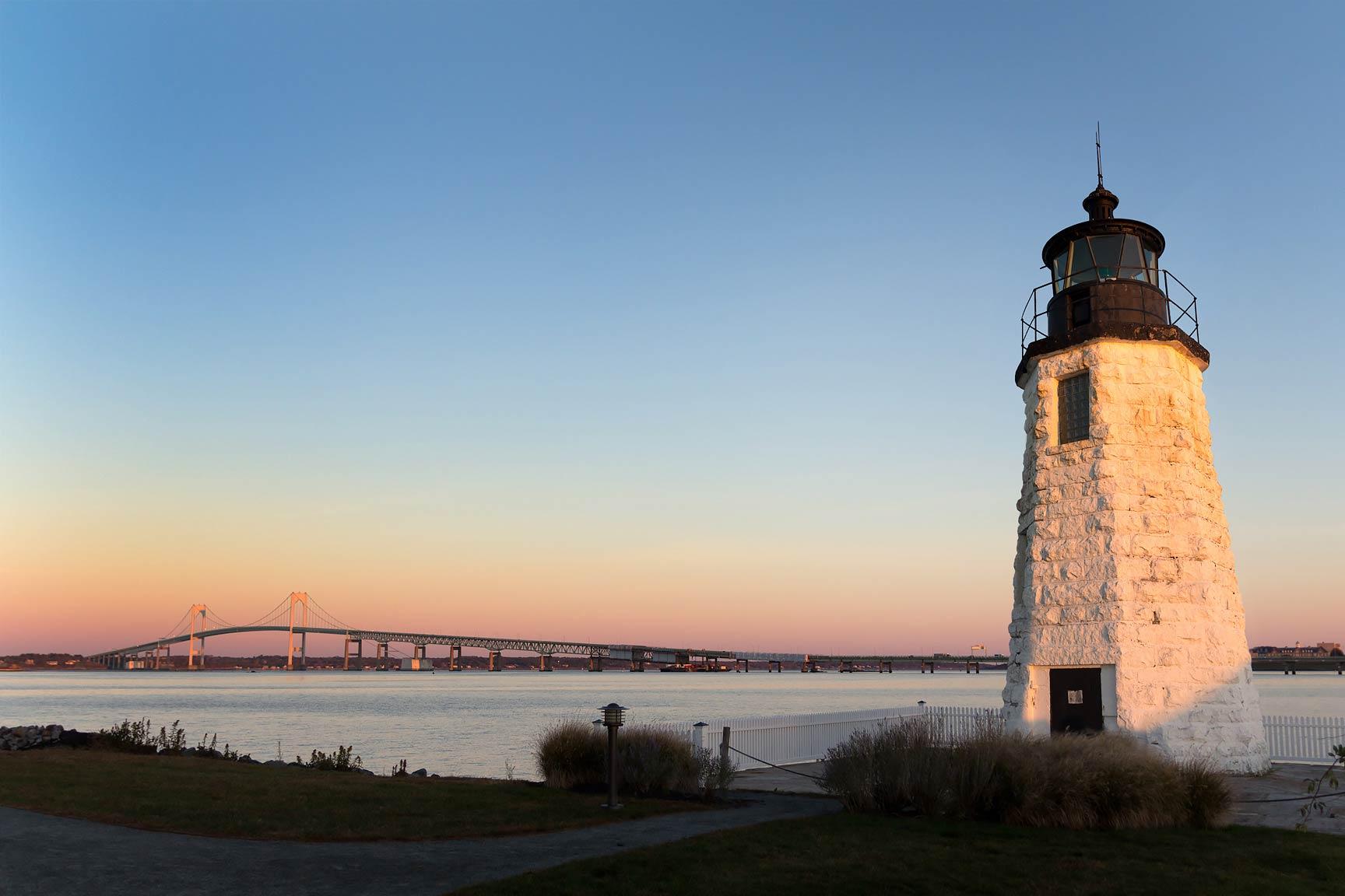 Goat Island Lighthouse, , Maine, United States  Goat Island Lighthouse