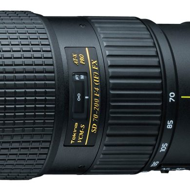 Tokina 70-200mm f/4 VCM-S Lens