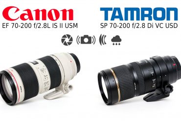 Canon vs tamron 70-200 comparison