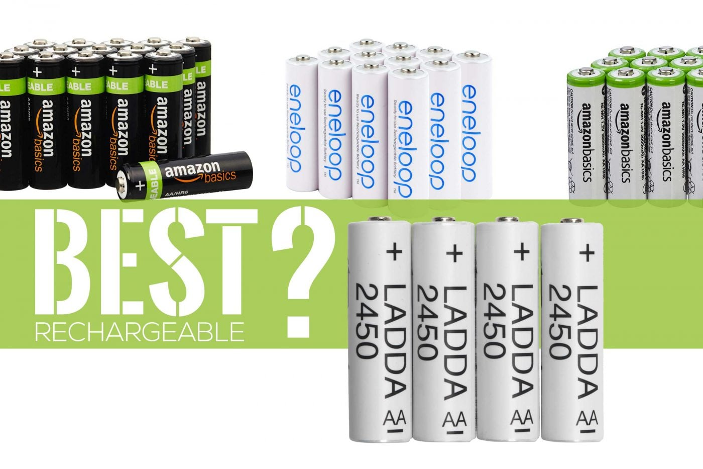 Best Rechargeable Aa Nimh Batteries For Your Flash Don T Buy Eneloops Light And Matter