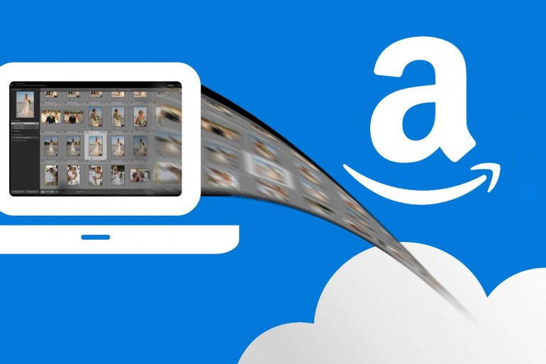 Amazon Cloud Storage for Photos