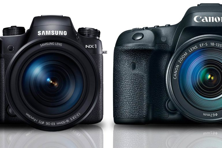 Samsun NX1 vs Canon 7D Mark II