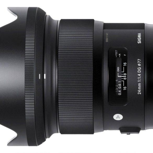 Sigma 24mm f/1.4 DG HSM Art Series