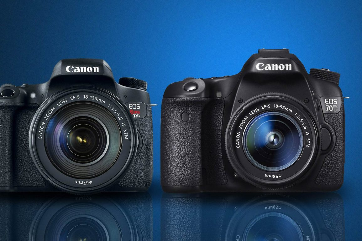 Canon T6s vs 70D: Which Should You Buy? – Light And Matter