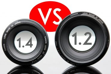 Lens Comparison: Canon 50mm f/1.4 vs Canon 50mm f/1.2L