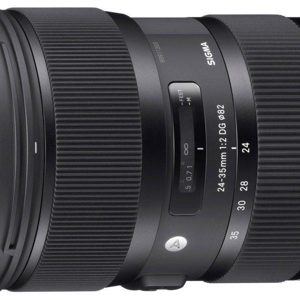 sigma 24-35mm f/2 ART