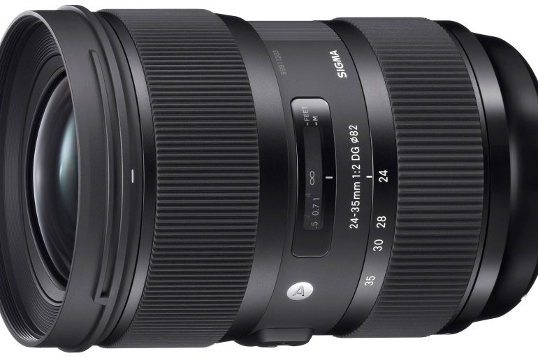 sigma 24-35mm f/2 ART
