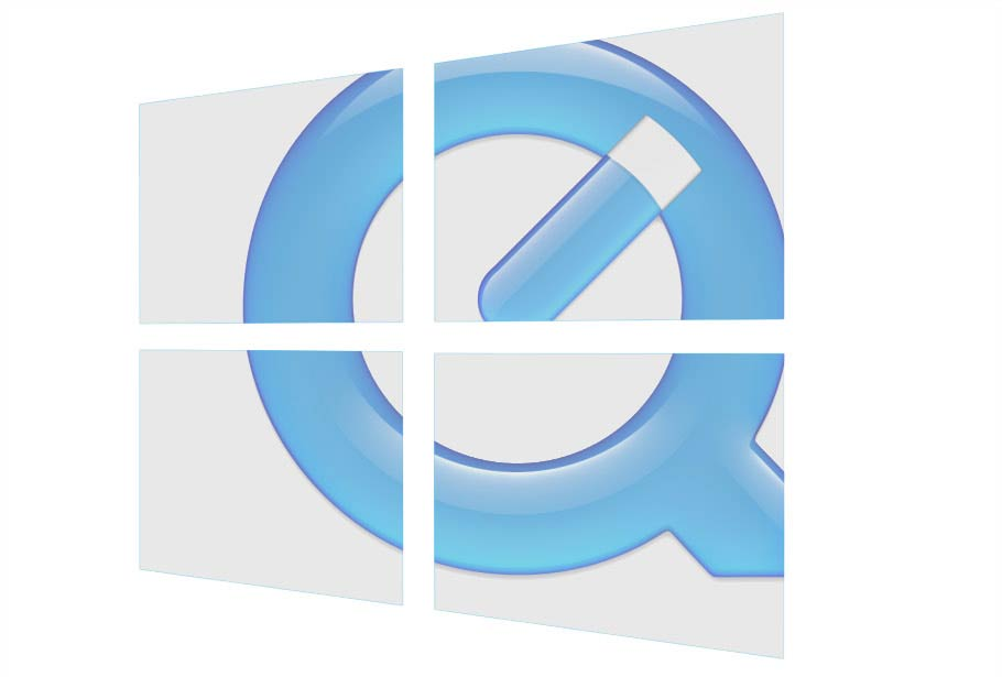 Windows 10 and Apple Quicktime