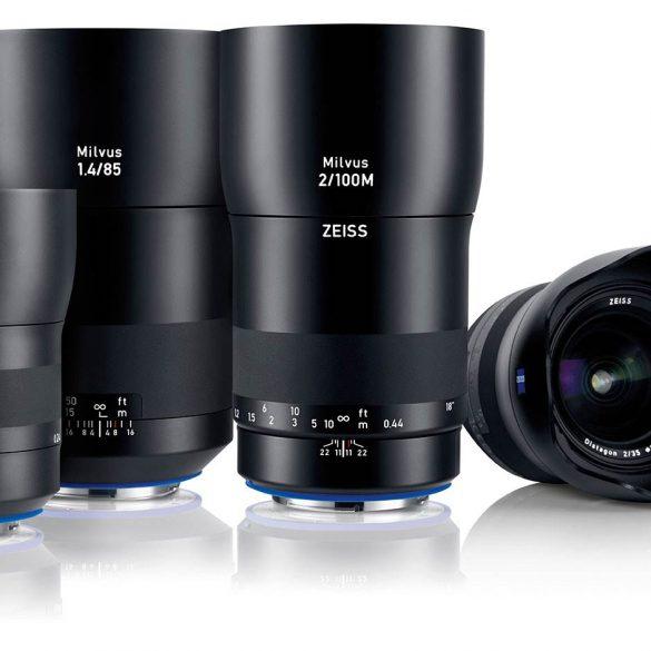 The Zeiss Milvus Lens Group