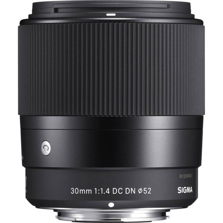 Sigma 30mm f/1.4 Contemporary