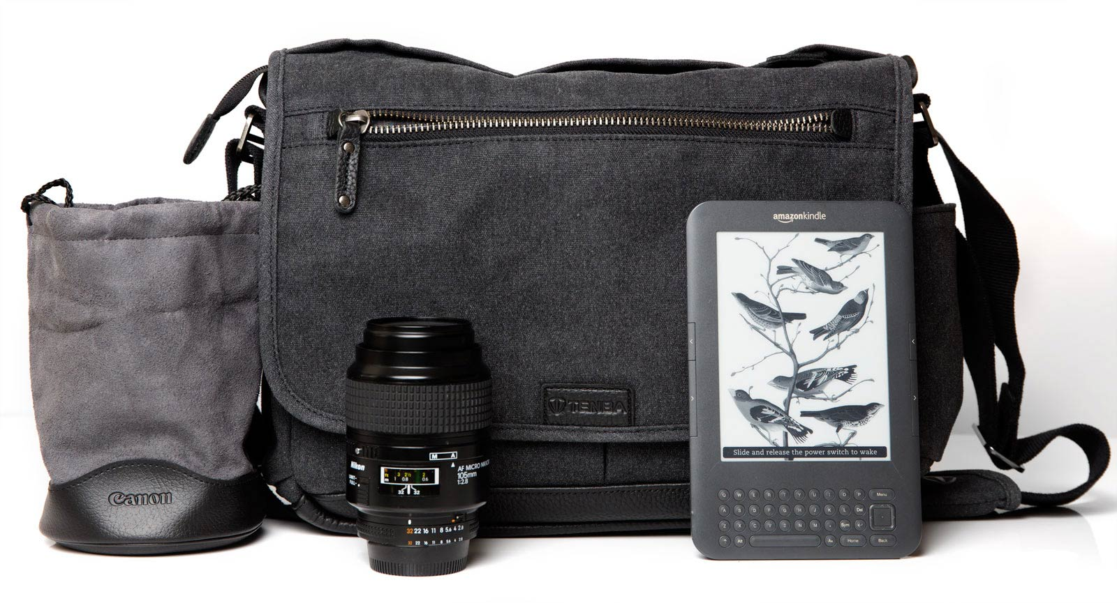 ebb2d7b038 Review  Tenba Cooper Series DSLR 13 Shoulder Bag – Light And Matter