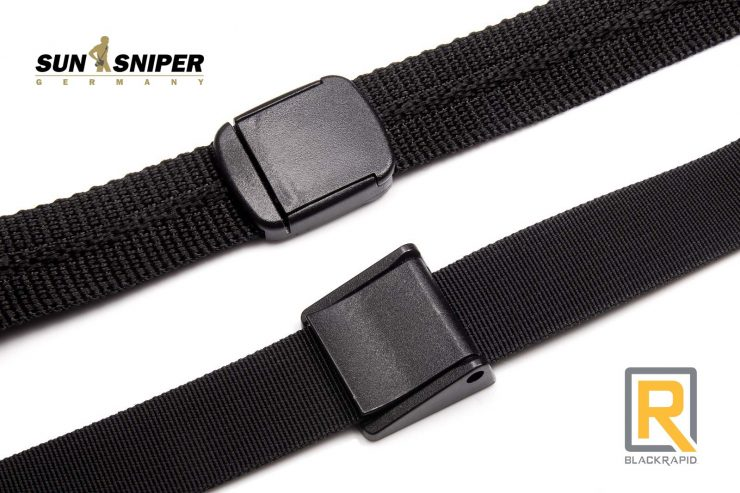 Sun-Sniper and BlackRapid webbing