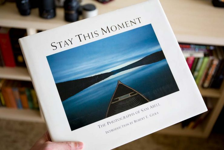 """My somewhat battered copy of """"Stay this Moment"""""""