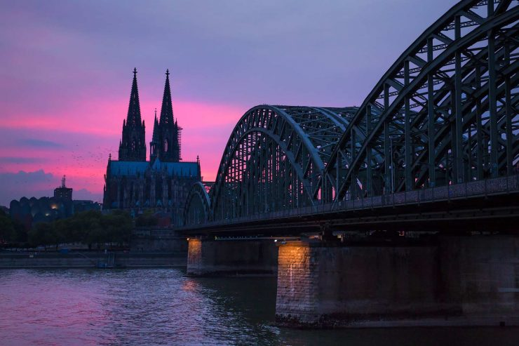 Cologne Sunset #1