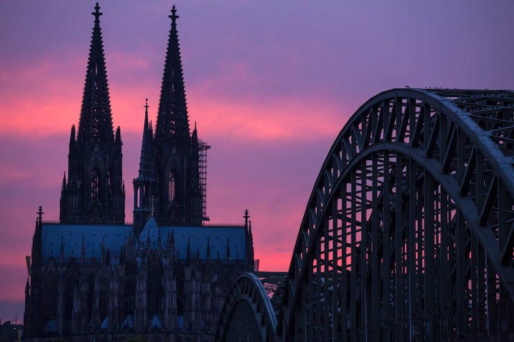 Cologne Sunset #2