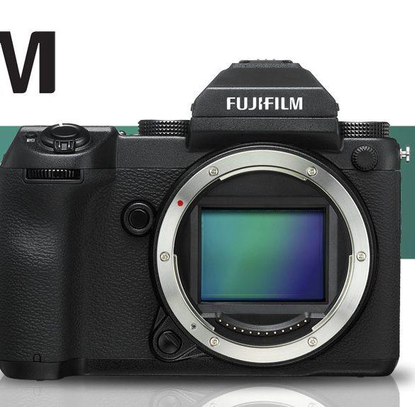Fuji GFX 50s Fuji X100F and Fuji x-t20