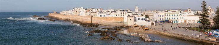 Panorama of Essaouira