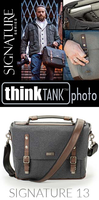 Think Tank Signature Series Shoulder Bag