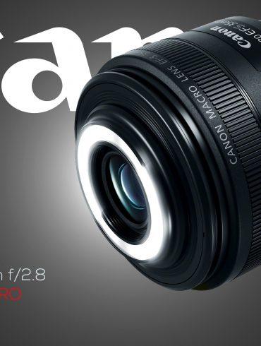 Canon 35mm f/2.8 IS STM Macro lens