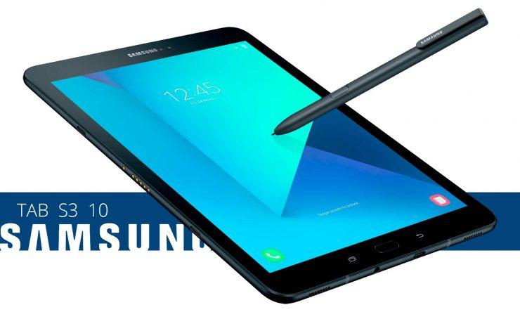 Samsung Galaxy Tab S3 10