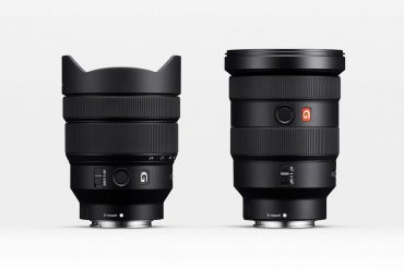 Sony Announces Two Ultra-Wide Zooms: 16-35 f/2.8 and 12-24 f/4