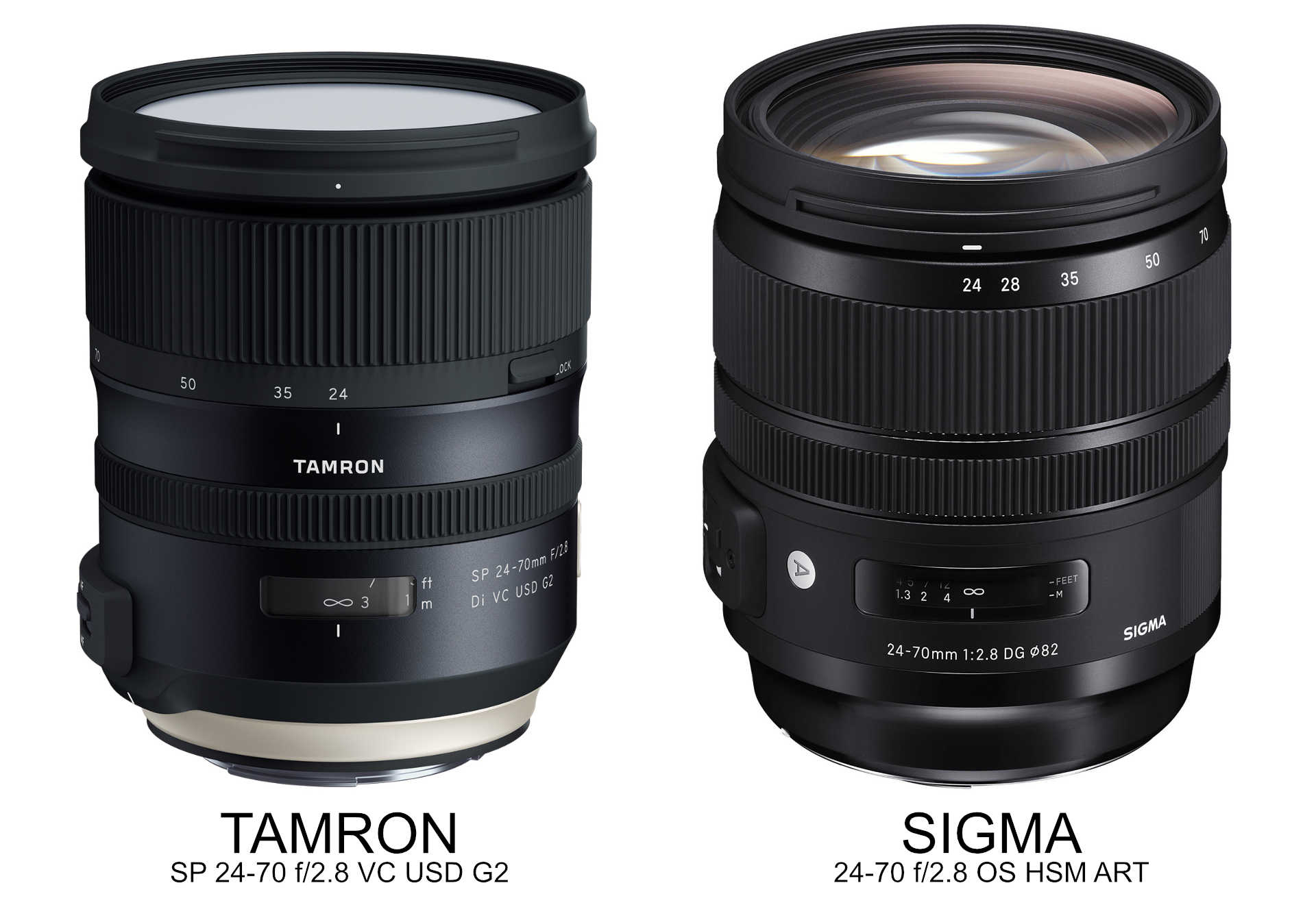 tamron announces sp 24 70mm f 2 8 di vc usd g2 with better stabilization and autofocus light. Black Bedroom Furniture Sets. Home Design Ideas