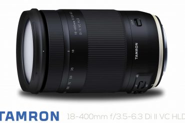 Tamron Announces 18-400mm f/3.5-6.3