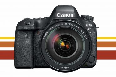 Canon Announces EOS 6D Mark II : Solid but Unremarkable