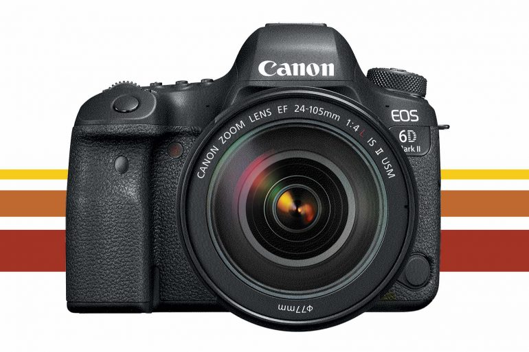 Canon 6D Mark II banner