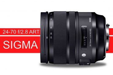 Sigma 24-70 f/2.8 OS ART Series Lens Price And Availability