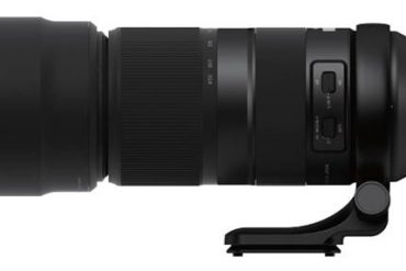 Tamron Announces 100-400mm f/4.5-6.3 Di VC USD