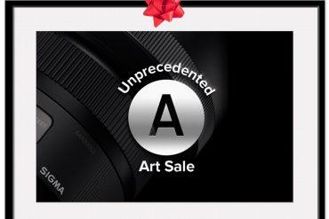 Sigma Brings Back ART Lens Sale Until Christmas
