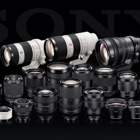Sony's E-mount lenses