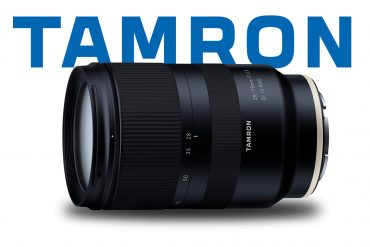 New Tamron 28-75 f/2.8 Lens: Their First for Sony FE-Mount