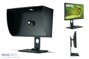 BenQ SW271 Monitor Review: 4K Resolution, Accurate AdobeRGB Color