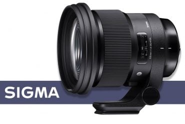 SIGMA: Two New Lenses, 9 For Sony E-Mount