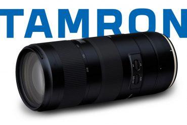 Tamron Announces 70-210 f/4 Di VC USD Lens: Compact, Sharp, Stable.