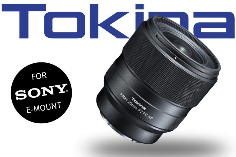 Tokina FiRIN 20mm f2 Banner