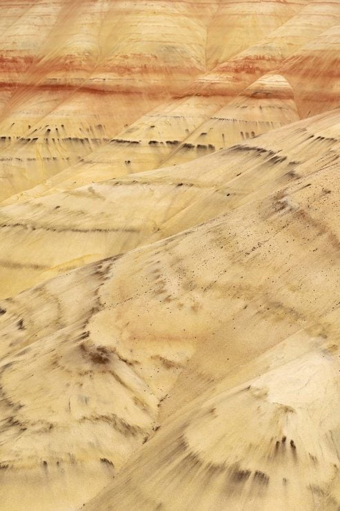 Painted Hills texture