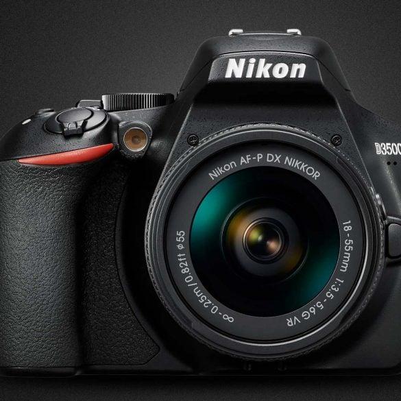 Nikon D3500 Banner