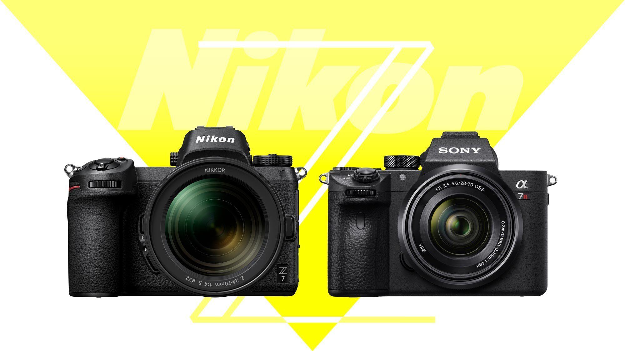 Kindle Vs Sony Reader: Mirrorless Comparison: Nikon Z7 Vs Sony A7RIII